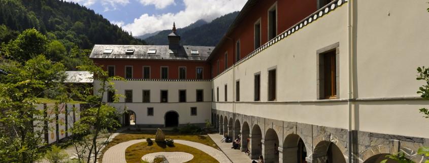 Institut Pleine Présence - Jardin zen
