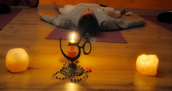 Hatha yoga en pleine présence