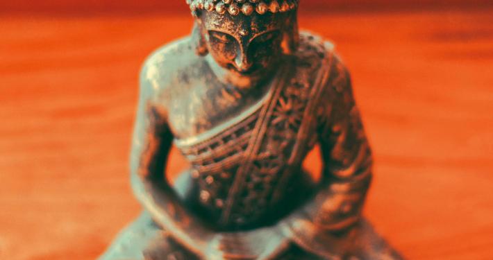 Découvrir l'enseignement du Bouddha